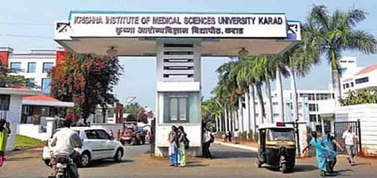 Krishna Institute of Medical Sciences MD / MS DIRECT ADMISSION
